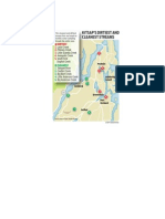 Kitsap cleanest and dirtiest streams, 2014