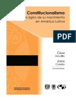 Constitucionalismo Dos Siglos de Su Nacimiento en America Latina