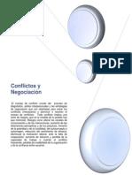 Trabajo Escrito Conflicto y Negociacion