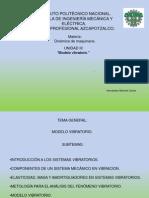 Unidad III Modelo Vibratoriosssss