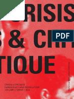 Crisis and Critique Complete