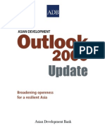 ADB -Economic Outlook Sep 2009