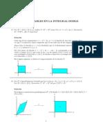 Ejercicios Integrales Dobles (Transformaciones)