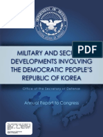 North Korea Military Power Report 2013-2014