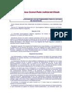 Ley Para La Proteccion de Los No Fumadores Para El Estado de Zacatecas