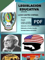 LUCIO CASTRO LEGISLACIÓN ACTUAL - copia