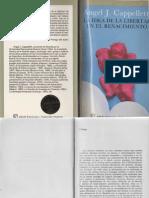 Cappelletti Angel - La Idea de La Libertad en El Renacimiento