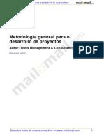 Metodologia General Desarrollo Proyectos