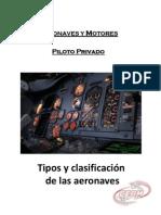 Tipos y Clasificacion de Las Aeronaves