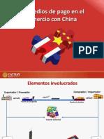 Los Medios de Pago en El Comercio Con China, Banco Cathay