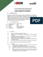Reglamento Interno ABEL