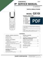 Sharp GX10i Sm