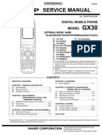 Sharp GX30 Sm VerB Final
