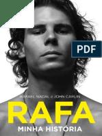 Rafa - Minha História - Rafael Nadal, John Carlin