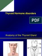 Thyroid H Disorders