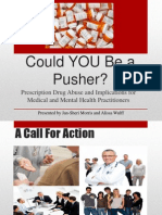 Prescription Drug Presentation