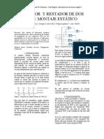 Informe 2 Electrónica Digital