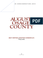 Osage County Script