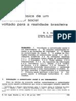 formação de comunicador voltado para a realidade brasileira