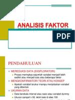Analisis Faktor Ok