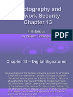 L13 - Digital Signatures