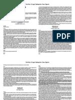 Partition Case Digest