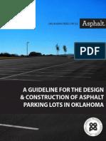 asphalt pavements for parking