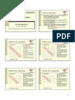 Slide5c Sorting Algorithms