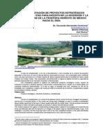Proyectos Estrategicos de Nuevo Laredo Hacia El 2020[1]