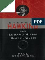 Paul Strathern - Stephen Hawking Dan Lubang Hitam