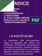 TORIAS NEUROQUIMICAS