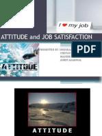 attitude job satisfaction-