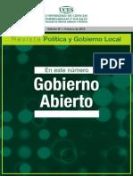 REVISTA DIGITAL POLITICA Nª1