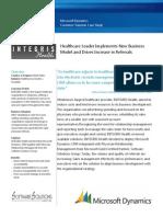 Case-CRM-InTEGRIS Health Case Study