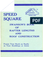 Speed Square Instruction Book 1983