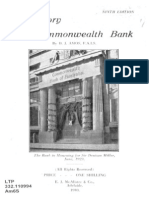 The Story of the Commonwealth Bank and Money System