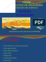 Sistema Petrolero 2012-2