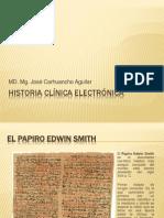 HISTORIA CLÍNICA ELECTRÓNICA 2012