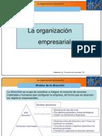 Organizacion de Empresas-ode
