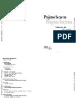 Projetos Secretos