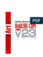 V23 BobART Getting Started Manual