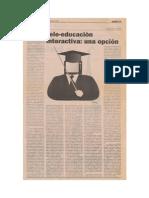 01 Teleeducacion Interactiva Pub Globo CCS 16-11-92