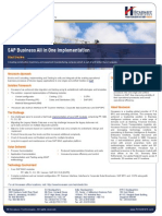 SAP Business Implementation