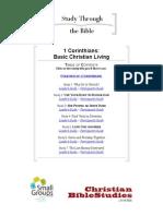 1 Corinthians-Basic Christian Living
