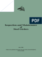 Inspection and Maintenance of Steel Girders-1