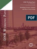 macro and scenario analysis