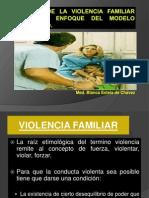 Analisis de La Violencia Modelo Ecologico