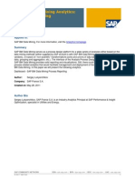 SAP BW Data Mining Analytics%3a Process Reporting