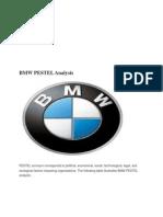 Bmw Pestel Analysis