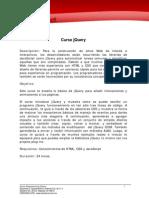 DCInternet Curso de JQuery (1)